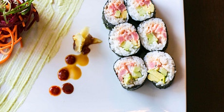 Sushi Making 101 - Cooking Class by Classpop!™ tickets