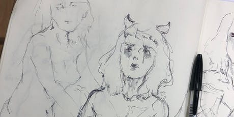 Untutored Life Drawing - January tickets