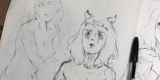 Untutored Life Drawing - January