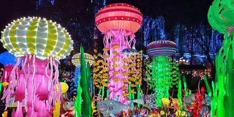 Magical Lantern Rave - Manchester New Years Eve tickets