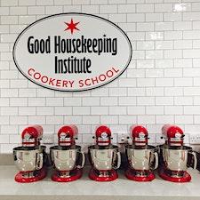 Good Housekeeping Institute Cookery School logo