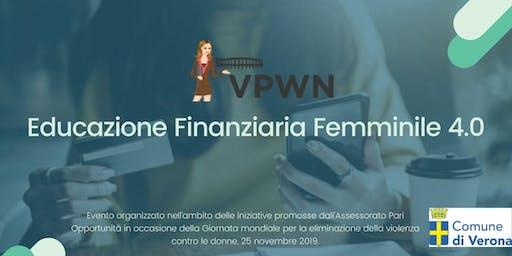 Educazione Finanziaria Femminile 4.0