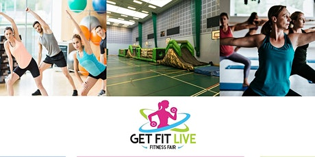 Get fit live - Peterborough tickets