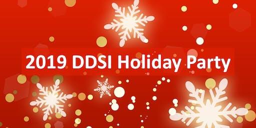 2019 DDSI Holiday Party - Caregiver RSVP