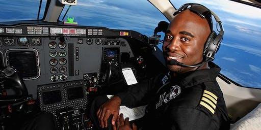 Meet a Pilot - Ryburn Careers Week