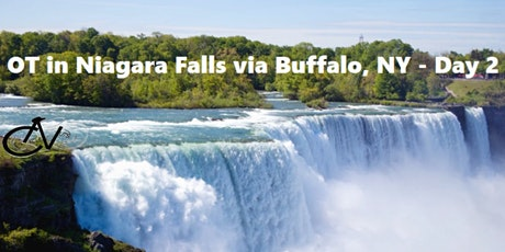 OT in Niagara Falls via Buffalo, NY - Day 2 of Overnight Tour - 29 miles billets