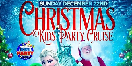 Christmas Kids Party Cruise (3:30pm-6:00pm) tickets