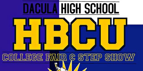 Dacula High School HBCU College Fair & Step Show Competition tickets
