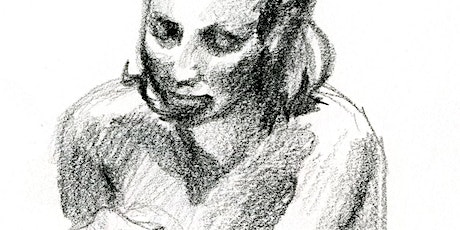 Untutored Life Drawing - February tickets