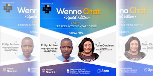 WennoChat November Special Edition