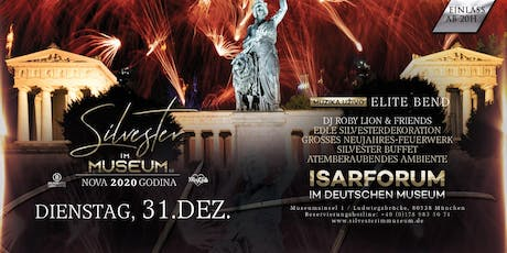 Silvester im Museum Tickets