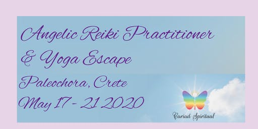 Angelic Reiki Practitioner & Yoga Escape