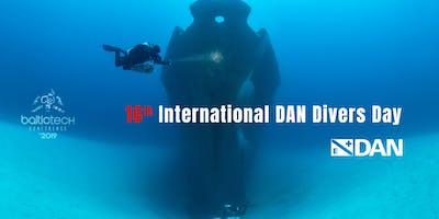 16th International DAN Divers Day
