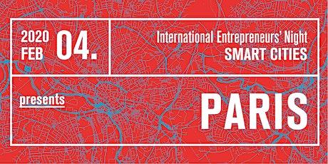 International Entrepreneurs' Night presents PARIS billets