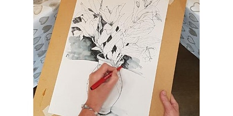 Pencil Drawing for Beginners tickets