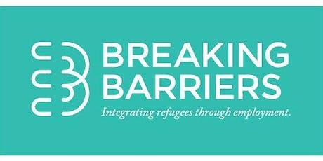 Breaking Barriers Volunteer Induction tickets