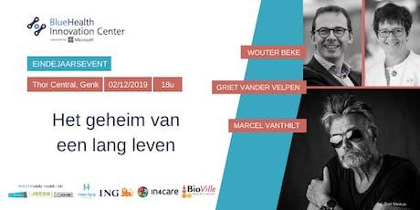 Eindejaarsevent met Marcel Vanthilt, Griet Vander Velpen en Wouter Beke tickets
