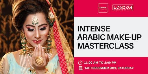 Intense Arabic Make-Up Masterclass - LCA Capital Make-Up School