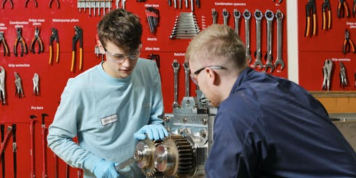 Nestlé Engineering Apprenticeship Open Evening Tutbury