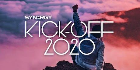 Kickoff 2020 Italy biglietti