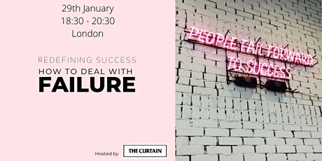 Wellbeing series: Redefining success: how to deal with failure tickets