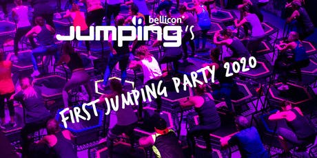 bellicon Jumping's first Jumping Party 2020 (Hamburg) Tickets