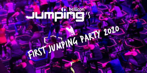 bellicon Jumping's first Jumping Party 2020 (Hamburg)