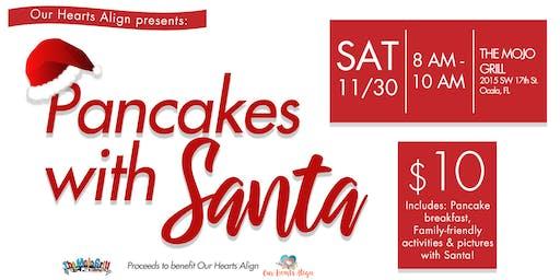 Pancakes with Santa