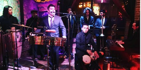 2020 NYE Salsa Celebration with Los Subtropicales tickets