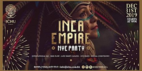 ICHU Terraza - Inca Empire New Year's Eve Party tickets