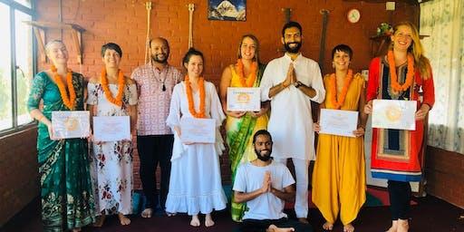 24 Day 200-Hour Multi-Style Yoga Teacher Training, Nepal