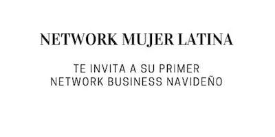 Networking business navideño