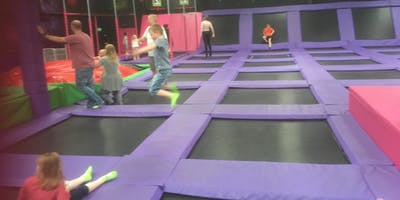**MEMBERS OF NAS WEST NORFOLK ONLY** High Altitude Trampoline Park