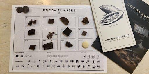 Craft Chocolate Tasting