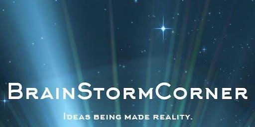 BrainStormCorner - Make Your Ideas Reality @Toinentoimisto
