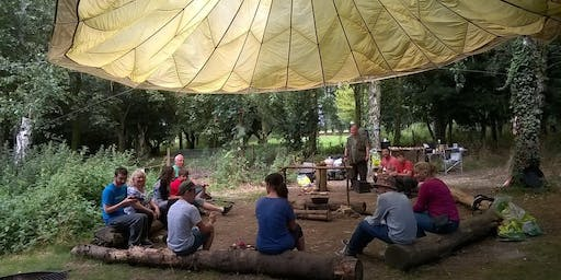 **MEMBERS OF NAS WEST NORFOLK ONLY** Bushcraft workshop