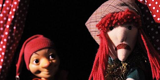 Kasperle macht Theater ums Gemüse