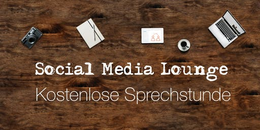 Social Media Lounge - Sprechstunde