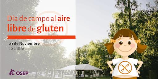Día de Campo al Aire Libre de Gluten