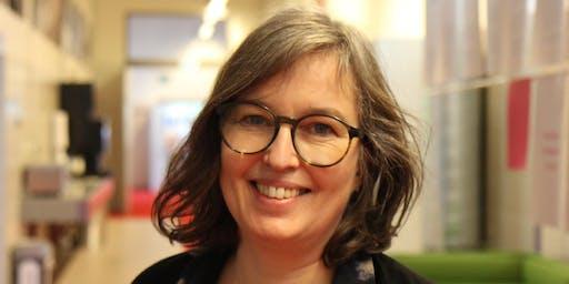 Intreerede/inaugural speech: Nathalie de Vries