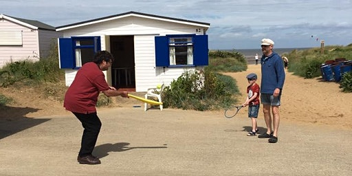 **MEMBERS OF NAS WEST NORFOLK ONLY** Beach Hut Old Hunstanton