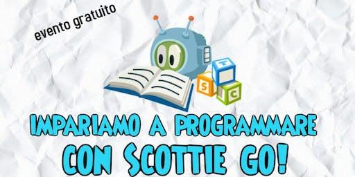 Impariamo a programmare con Scottie go!