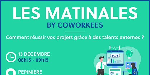 Les Matinales by Coworkees
