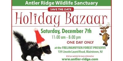 Holiday Bazaar to benefit Antler Ridge Wildlife Sanctuary