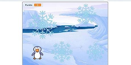 WeihnachtsWORKSHOP: Creative Coding im Advent Tickets