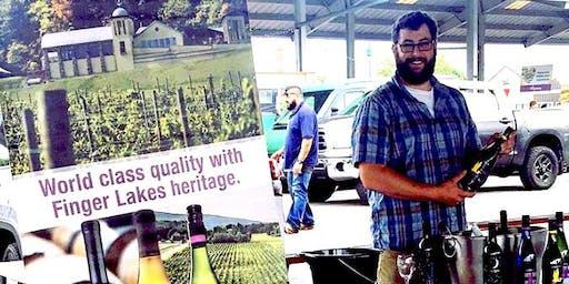 Heron Hill Red Blending Wine Workshop