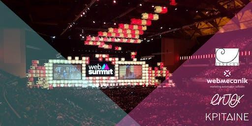 Retours sur le Web Summit 2019