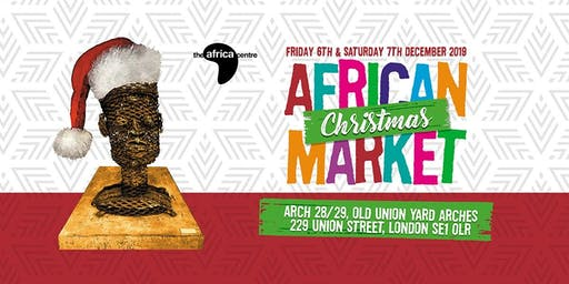 The Africa Centre's African Christmas Market