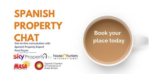 Croydon: Spanish Property Chat Evening