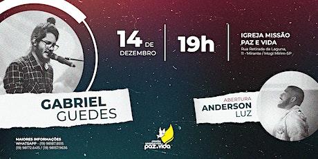 Gabriel Guedes - Mogi Mirim - Igreja Missão Paz e Vida ingressos